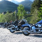 Bikerparty Highland MC, Disentis